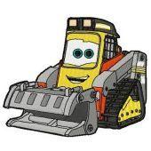 Fred the bulldozer