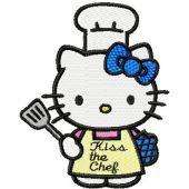 Hello Kitty Chef