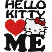 Hello Kitty Love Me