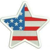 Independence day embroidery design 3