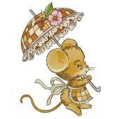 Little lady Mouse