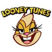 Lola Looney Tunes embroidery design 3