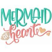Mermaid heart