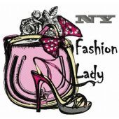 NY fashion lady