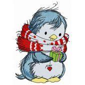 Penguin's Christmas time 7