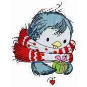 Penguin's Christmas time 8