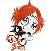 Ruby Gloom with Kitty 2