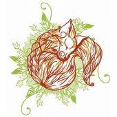 Sleeping fox 4