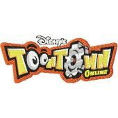Toontown Logo machine embroidery design