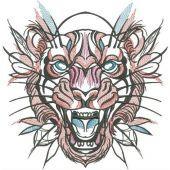 Tribal tiger 3
