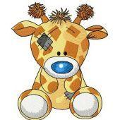 Twiggy Giraffe 2