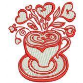 Valentine's cup