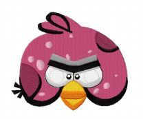 Angry bird red