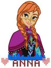 Anna Frozen 5