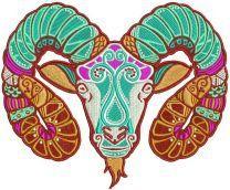 Zodiac sign Aries 5