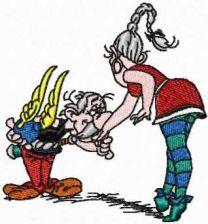 Gallant Asterix