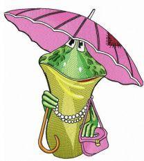 Aunt Frog