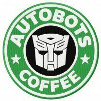 Autobots coffee