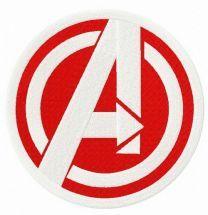 Avengers bright logo