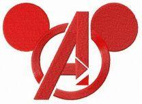 Avengers Mickey logo