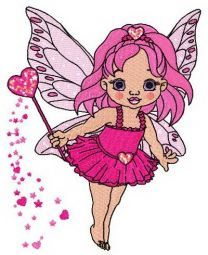 Baby love fairy