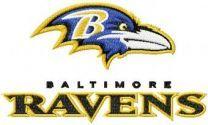 Baltimore Ravens Logo 3