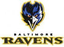 Baltimore Ravens logo 2