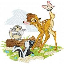 Bambi and company