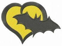 Batman's heart