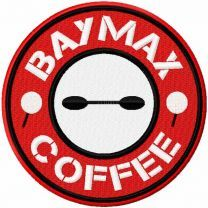 Baymax coffee