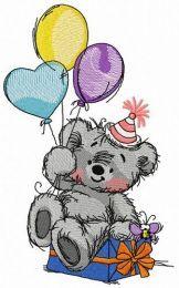 Bear's birthday 2