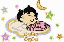 Betty Boop sleep