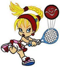 Betty tennis player