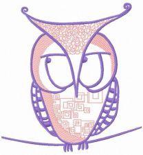 Bizarre owl 4