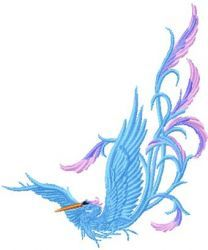 Blue Crane 2