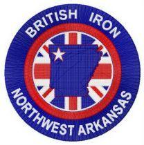 British Iron Northwest Arkansas logo