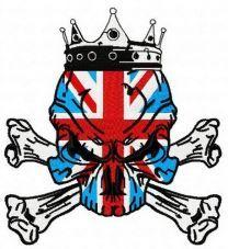 British skull 4