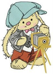 Bunny Mi the photographer