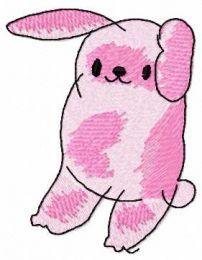 Bunny pokemon style