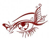 Butterflies in my eye 2