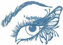Butterfly eye 2