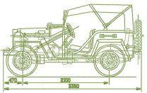 Car plan embroidery design