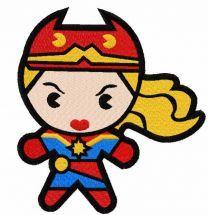 Chibi Captain Marvel