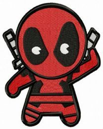 Chibi Deadpool