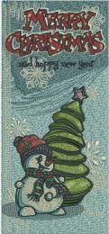 Christmas bookmark 6
