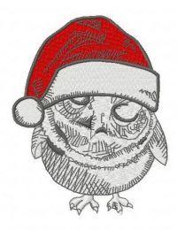 Christmas owls 7