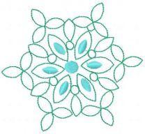 Snowflake 25