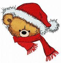 Christmas teddy bear 9