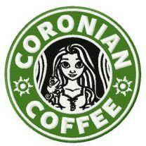 Coronian coffee