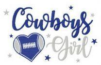 Cowboys girl